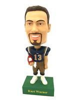Kurt Warner Bobblehead NFL St Louis Rams Quarterback Upper Deck