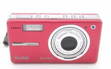 KODAK EASYSHARE V603 6.1MP DIGITAL CAMERA - RED W/ ACCESSOREIS