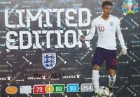PANINI ADRENALYN XL EURO 2020 DELE ALLI LIMITED EDITION CARD