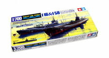 Tamiya Military Model 1/700 War Ship I-16 & I-58 Navy Submarine Hobby 31453