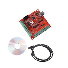 4 Axis Interface Driver Motion Controller CNC USB MACH3 100Khz Breakout Board
