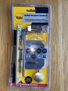 Yale British Standard Deadlock