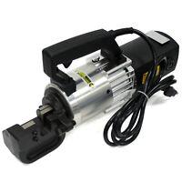 """HandHeld 1500W Electric Hydraulic Rebar Cutter 1"""" #8 25mm Steel Rod Bar Cutting"""