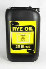 Aceite De Engranaje EP90 GL4 25 Litro (API: GL3/GL4, MIL-L-2105, ZF TE-ML.02)
