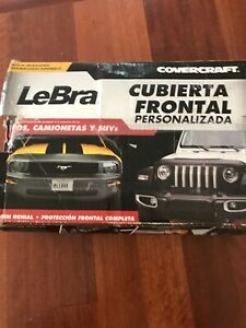Front End Bra LeBra 55501-01 fits 95-97 Chevy Blazer , 94-97 Chevy  S-10