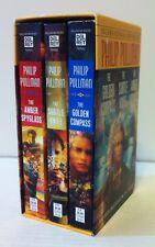 HIS DARK MATERIALS Boxed Set Series Books #1, 2, 3 (PB) by Philip Pullman