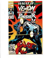What If vol.2 #44 - Venom possessed Punisher - (-Very Fine)