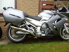 Yamaha FJR1300 2001 - 2017 Stainless Round GP Outlet ROAD LEGAL/RACE Exhausts