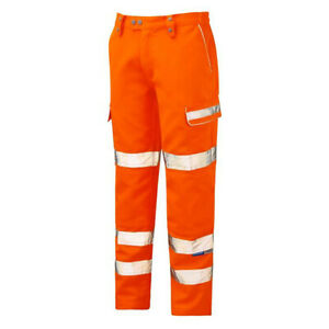Pulsar PR336/36/R PR336 High Visibility Orange Combat Trouser Regular 36