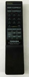 Toshiba Telecommande RM-V329 CD Tuner Officielle  Envoi rapide et suivi