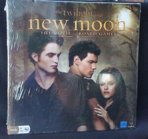 Twilight Saga New Moon Movie Board Game (Unopened)