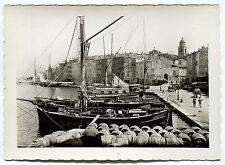 Photo Lucarelli - St Tropez - Tirage argentique d'époque 1920 -