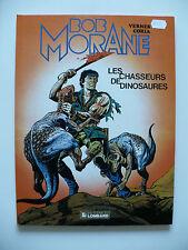EO 1984 (très bel état) - Bob Morane 33 (les chasseurs de dinosaures) - Coria