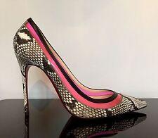 Christian Louboutin Women's Snakeskin