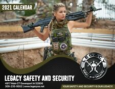 2021 Legacy Safety and Security Calendar