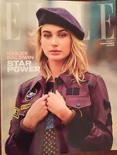 ELLE UK MAGAZINE Subscriber Issue JULY 2017 - Hailey Baldwin - VVGC