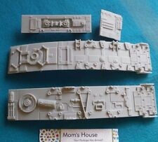Star Wars Hasbro 2008 Millennium Falcon Legacy Parts Set Side Trim Panel Pieces