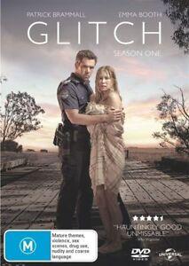 Glitch : Season 1 (DVD, 2015, 2-Disc Set) Australian stock
