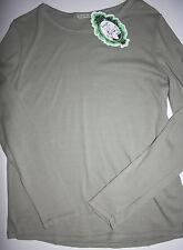Inge de Jonge  Shirt Langarm  Basic Clara  Forestine size:44  Neu