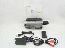 New ListingSony Handycam Ccd-Trv66 8mm Hi-8 Analog Camcorder Good Condition 90-Day Warranty