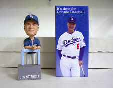 Don Mattingly Los Angeles Dodgers Manager Bobble Bobblehead SGA from 2011