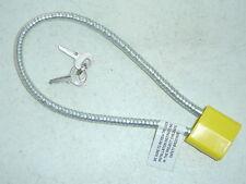 Cable Safety Gun Lock / Bicycle Lock