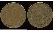 PAYS BAS  1 cent 1902  ( bis )