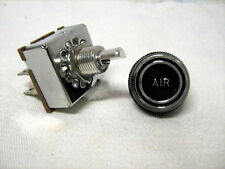 ROTARY AIR CONDITIONING 3 SPEED BLOWER SWITCH UNIVERSAL TYPE W/ 'AIR' KNOB USA