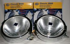 HELLA RALLYE 2000 CHROME DRIVING LIGHTS BRAND NEW  ****SALE SPECIAL****
