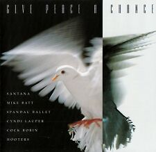 GIVE PEACE A CHANCE / CD - TOP-ZUSTAND