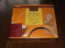 Made in Germany full silver. Philips CDx3 box set. Haydn; Orlando Paladino.