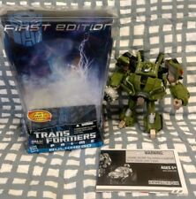 Transformers Prime First Edition BulkHead Voyager Class 100% Takara Animated G1