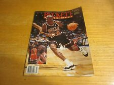 Michael Jordan Beckett Basketball Card Monthly Issue #67 NBA Chicago Bulls