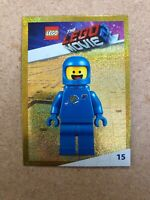 The Lego Movie 2 Awesome Trading Cards #13 Card 13 NEW