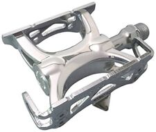 Mks Pedal Supreme [Supreme] Njs certified product left and right set Silver