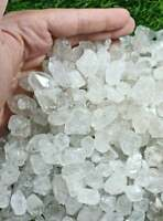 Beautiful DT Diamond Quartz Crystals from Baluchistan/Pakistan 700g