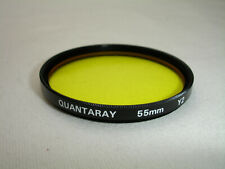 QUANTARAY 55mm  Y2 Yellow filter , Japan