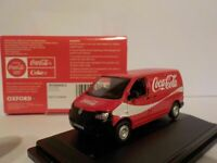 OXFORD 76VWS008CC 1//76 VW T1 BUS AND SURFBOARDS COCA COLA
