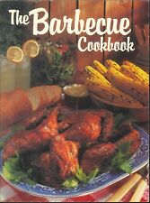 Southern Living Barbecue Cookbook 1989 Menus Grills Perfect Fire Sesame Catfish