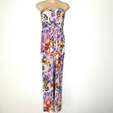 Yumi Kim Womens Hot to Trot multi color Jumpsuit Size S MSRP $209