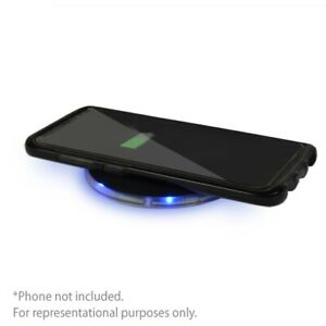 5W Qi Wireless Charging Pad for iPhones / Samsung and More