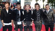 Poster 42x25 cm One Direction Harry Styles Liam Payne Niall Horan Louis Tomli 02