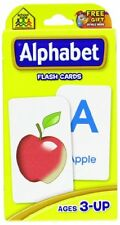 Alphabet Flash Cards by School Zone Publishing Company