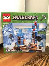 LEGO Minecraft The Ice Spikes 2017 (21131), New in Box, Factory Sealed
