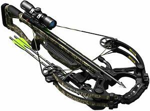 Barnett Whitetail Hunter STR 4x32 Scope 375 FPS MO Camo Crossbow Package 78263