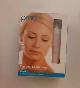 Pmd Personal Microderm Classic Pink Clinical Grade New In Box
