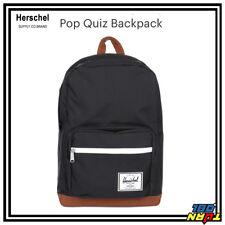 """Herschel Supply Co Pop Quiz Laptop Backpack Laptop sleeve 15"""" school bag black"""