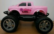 MONSTER TRUCK BUGGY GIRLS PINK PURPLE Radio Remote Control Car Scale FAST SPEED