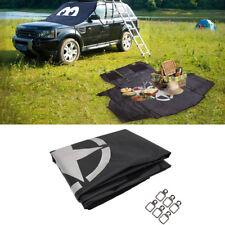 Car Bench Seat Cover Mat Pet Travel Hammock Cargo Liner For Jeep Wrangler 4-door