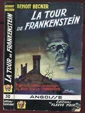 BENOIT BECKER: ANGOISSE N°30. FLEUVE NOIR. 1957.